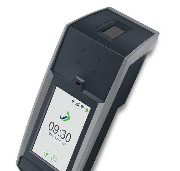 BioRover 3S - Best handheld mobile biometric device | Spectra
