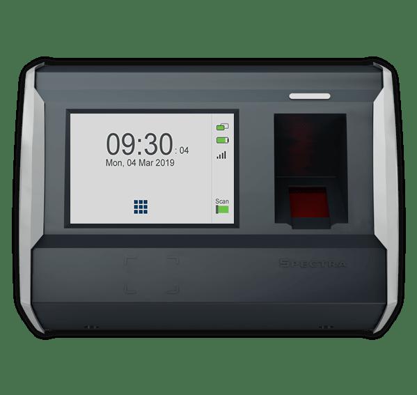BioScribe 2C - Best Fingerprint Attendance Device | Spectra